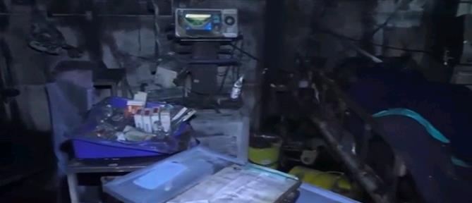 Κορονοϊός - Ινδία: Φωτιά σε ΜΕΘ, νεκροί ασθενείς