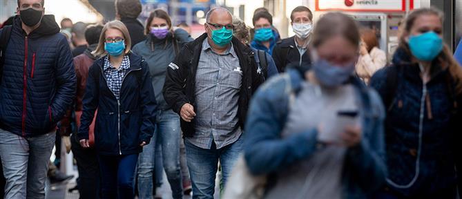 Κορονοϊός -  Γερμανία: σε καθοδική τροχιά θάνατοι και κρούσματα