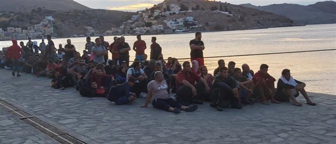 Αβραμόπουλος: ανησυχία για την αύξηση των προσφυγικών ροών από τον πόλεμο στη Συρία