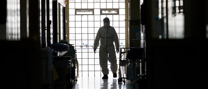 Κορονοϊός: Θάνατος νοσηλευόμενης στο Σωτηρία
