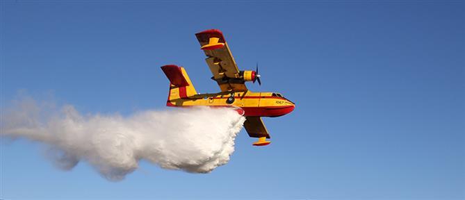 Πυροσβεστική: μάχη με δεκάδες πυρκαγιές το τελευταίο 24ωρο