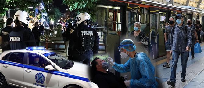 Σκληρή κόντρα ΝΔ – ΣΥΡΙΖΑ για την πανδημία του κορονοϊού
