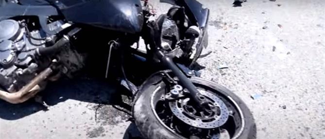 Κρήτη: Νεκρός νεαρός σε τροχαίο με μηχανή