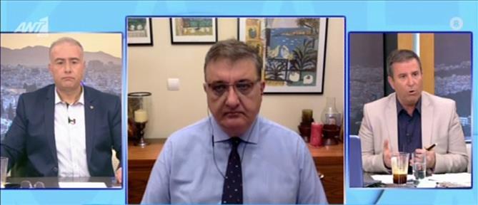 Εξαδάκτυλος για κορονοϊό στον ΑΝΤ1:όχι σε μαζική έξοδο για το Πάσχα (βίντεο)