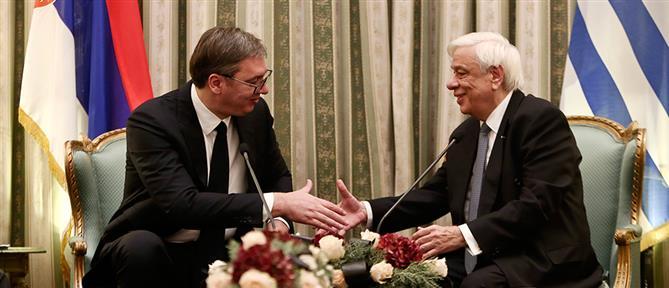 Παυλόπουλος: Θα υπερασπιστούμε στο ακέραιο σύνορα και ΑΟΖ