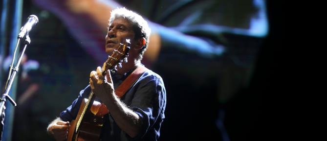 Μία σύλληψη για συνωστισμό σε συναυλία του Σωκράτη Μάλαμα