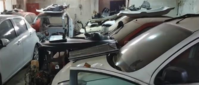 Πολυμελής σπείρα έκλεβε αμάξια και τα... πουλούσε!