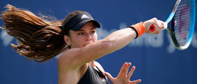 "Ostrava Open: ""Αέρας"" η Σάκκαρη, πέταξε εκτός τουρνουά τη Σβιτολίνα"