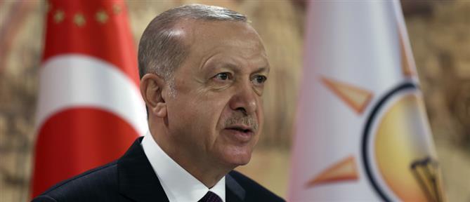 Απειλή πολέμου από τον Ερντογάν