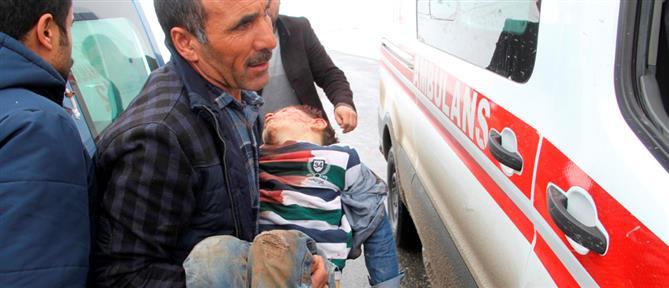 Μετρά νεκρούς η Τουρκία από τον φονικό σεισμό