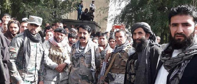 Τραμπ: σε καλό δρόμο οι διαπραγματεύσεις με τους Ταλιμπάν