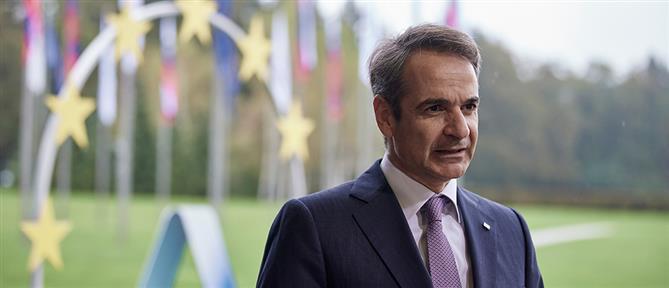 Μητσοτάκης: Στις Βρυξέλλες για τη Σύνοδο Κορυφής της ΕΕ