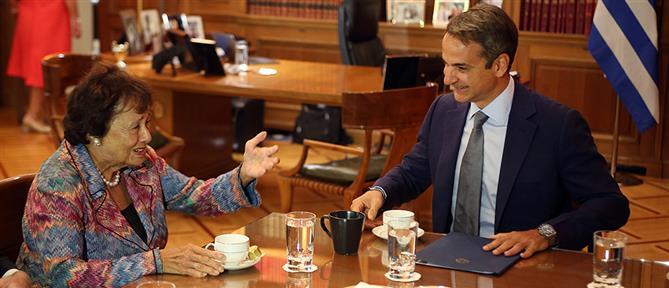 Μητσοτάκης: Προσβλέπουμε σε στενή συνεργασία Ελλάδας – ΗΠΑ