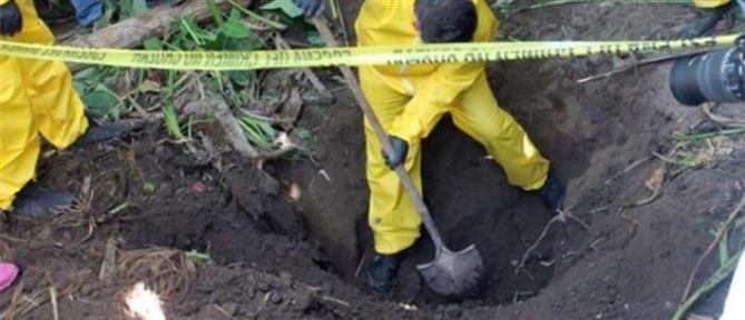 Σοκ: βρέθηκε ομαδικός τάφος γεμάτος παιδιά!