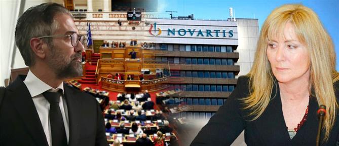 Novartis: Προς αφαίρεση της δικογραφίας από την Ελένη Τουλουπάκη