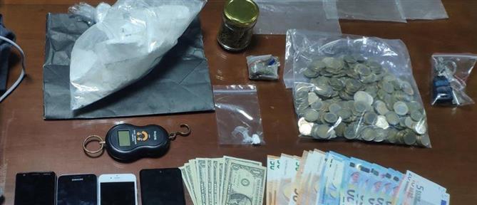 Συνελήφθη διακινητής ναρκωτικών μετά από καταδίωξη (εικόνες)