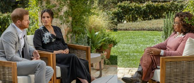 Η συνέντευξη Χάρι και Μέγκαν αποκλειστικά στον ΑΝΤ1 (βίντεο)