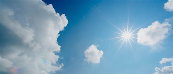 Καιρός: ζέστη και βοριάδες την Κυριακή