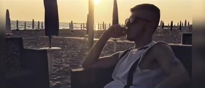 Θρήνος για τον άτυχο νεαρό που σκοτώθηκε κάνοντας jet ski στην Μύκονο (βίντεο)