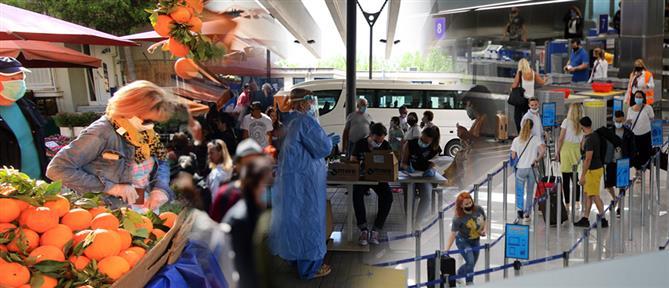 Κορονοϊός: σε ισχύ από σήμερα τα νέα μέτρα στην Αττική