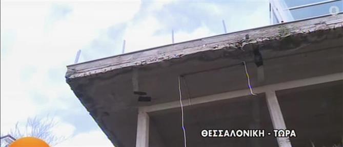 Αποκάλυψη στον ΑΝΤ1 για την κοπέλα που έπεσε από μπαλκόνι στην Θεσσαλονίκη (βίντεο)