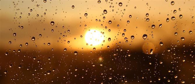Καιρός: τοπικές βροχές το Σάββατο