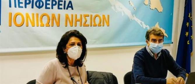 Κορονοϊός: εκτάκτως στην Κέρκυρα ο Χρυσοχοϊδης