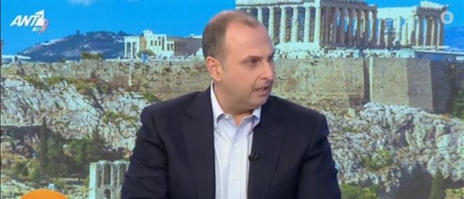 Καραγιάννης στον ΑΝΤ1: Το οδικό δίκτυο αναβαθμίζεται σε όλη την Ελλάδα (βίντεο)