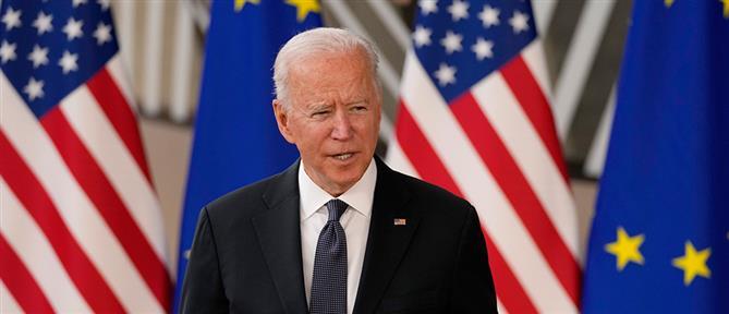 Μπάιντεν: Τεράστια ευκαιρία η συνεργασία με ΕΕ και ΝΑΤΟ