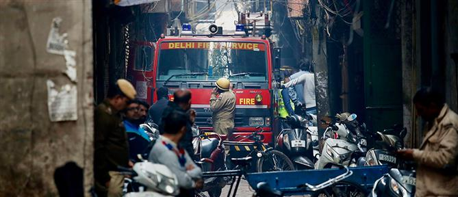 Δεκάδες νεκροί από φωτιά σε εργοστάσιο (βίντεο)