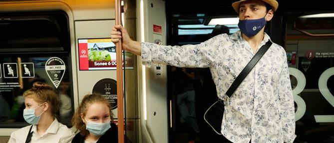 Μετρό Μόσχας: Με…face control η αγορά εισιτηρίου