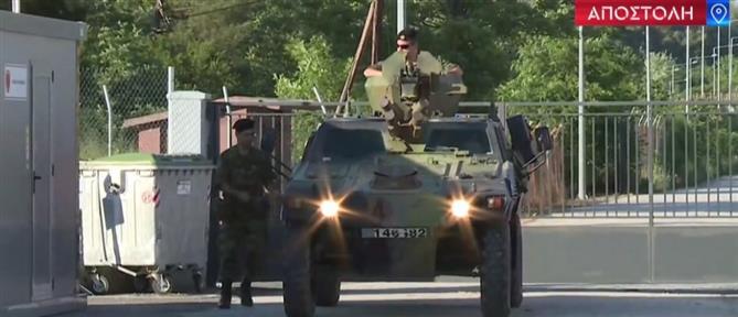 Ο ΑΝΤ1 στον Έβρο: Σε αυξημένη επιφυλακή οι ελληνικές δυνάμεις (βίντεο)