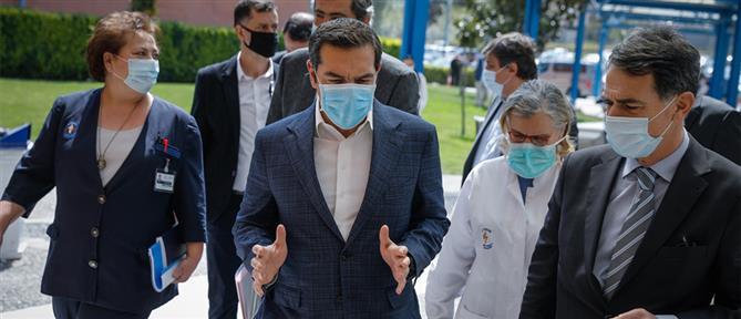 Τσίπρας: Ο κ. Μητσοτάκης μετέτρεψε την υγειονομική επιτυχία των πολιτών σε φιάσκο