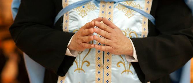 Ιερέας θετικός τον κορονοϊό