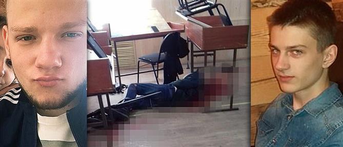 Σκότωσε τον συμμαθητή του μέσα στην τάξη (εικόνες)
