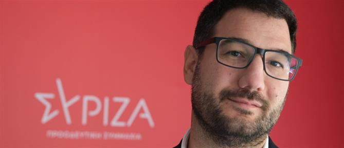 Ηλιόπουλος: η χώρα δέσμια των εσωκομματικών αντιφάσεων της ΝΔ