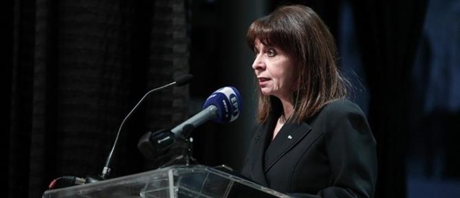 Σακελλαροπούλου στο ΕΚ: Η πανδημία οξύνει τις διακρίσεις εναντίον των γυναικών
