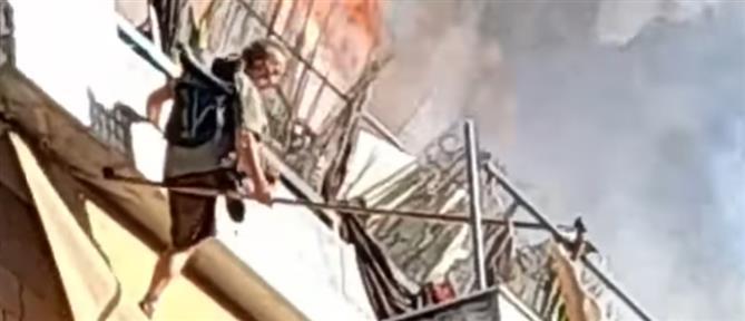 Φωτιά σε διαμέρισμα σήμανε συναγερμό