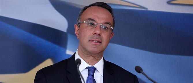 Κορονοϊός - Σταϊκούρας: Τα τρία βήματα για ανάκαμψη της Οικονομίας