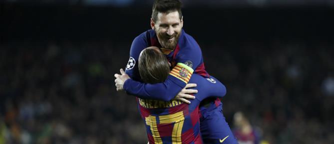 Γκριεζμάν: ο Μέσι είναι ο καλύτερος παίκτης του κόσμου