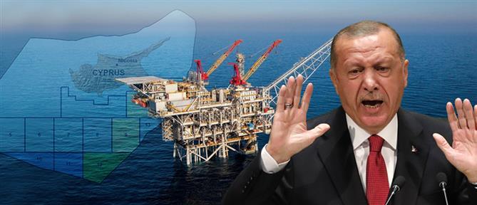 Ερντογάν: πιο έντονη η παρουσία μας στην ανατολική Μεσόγειο