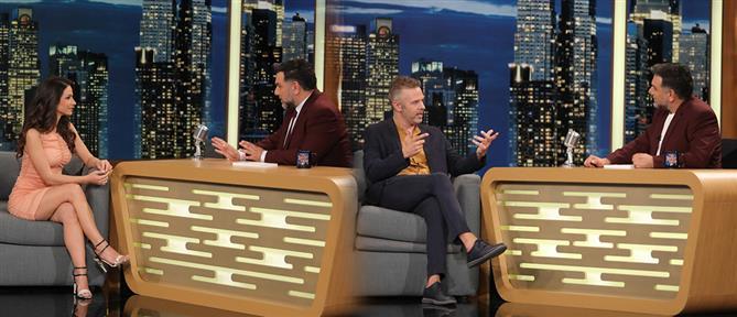 """The 2Night Show"": ξεχωριστοί οι καλεσμένοι της Πέμπτης (εικόνες)"
