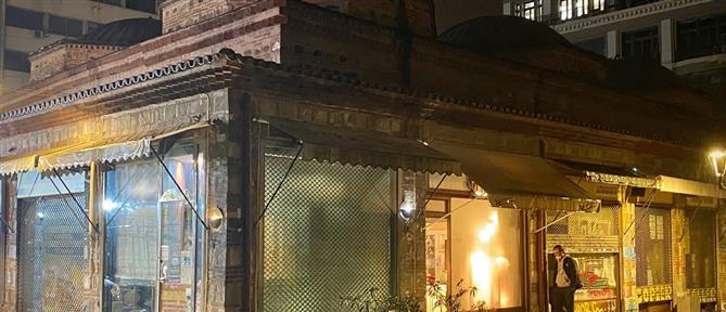 Ριφιφί σε κοσμηματοπωλείο (εικόνες)