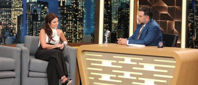 """The 2night Show"": Η Ταμίλα Κουλίεβα μιλά για πρώτη φορά για τον χωρισμό της (βίντεο)"
