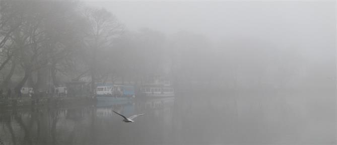 Καιρός: παγετός και ομίχλη το Σάββατο