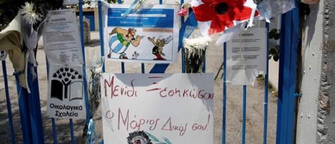 Μάριος: Υπόμνημα στη Βουλή για τον θάνατο από αδέσποτη σφαίρα
