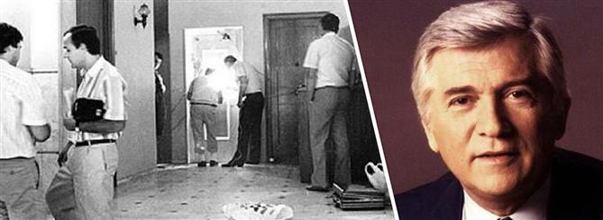 Παύλος Μπακογιάννης: δολοφονήθηκε σαν σήμερα από τον Δημήτρη Κουφοντίνα