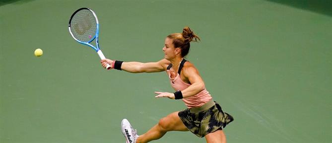 Η Μαρία Σάκκαρη στον τελικό του Ostrava Open