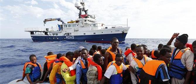 Με κορονοϊό 65 από τους 94 μετανάστες που διασώθηκαν στη θάλασσα