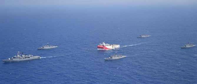 Κομισιόν: Ο διάλογος είναι ο μόνος δρόμος για επίλυση ζητημάτων στην ανατολική Μεσόγειο